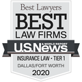 2020 Best Law Firms logo