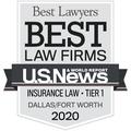 2020 Best Law Firms logo