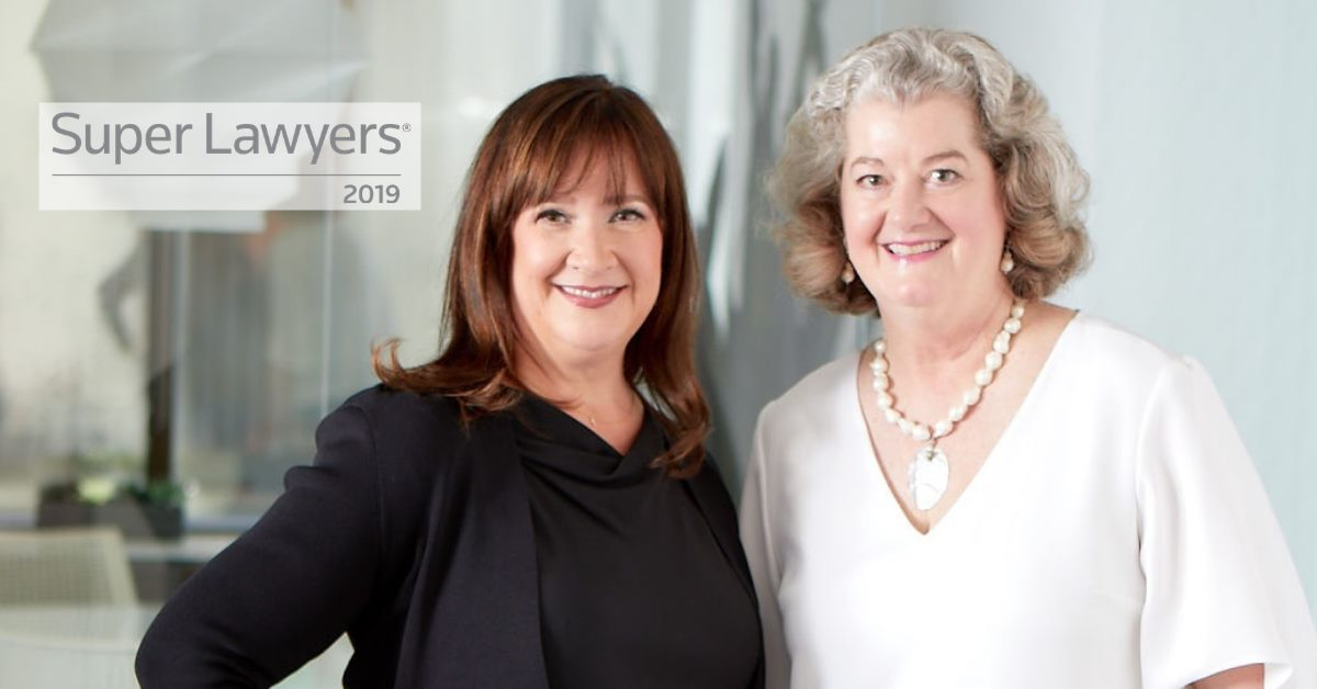 Texas Super Lawyers Recognizes Amy Elizabeth Stewart and Beverly Godbey on 2019 List