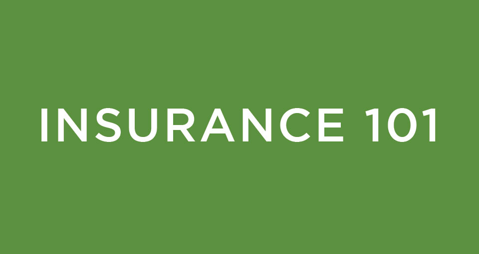 Insurance 101: Insurance-Specific Rules for Policy Interpretation