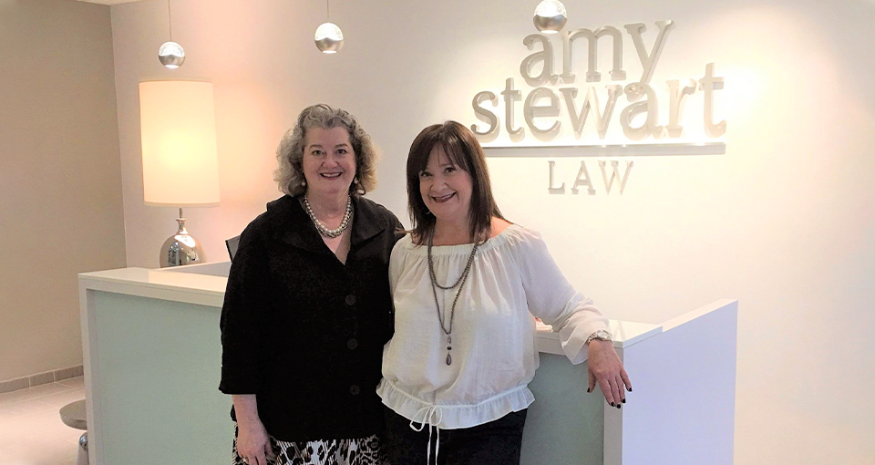Amy Stewart Law Lands Veteran Insurance Coverage Lawyer Beverly Godbey