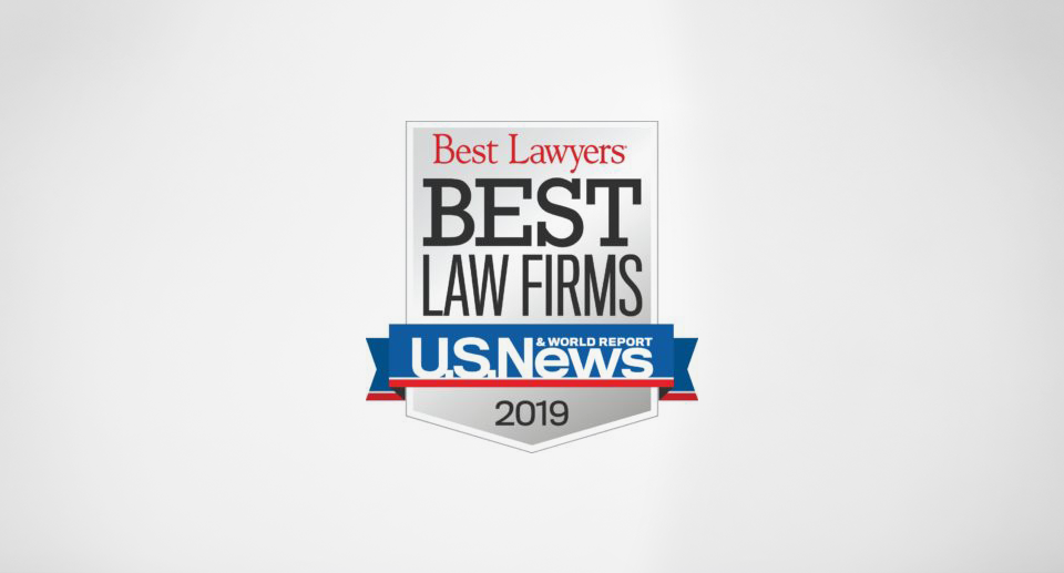 Best Law Firms Awards Amy Stewart Law with Tier 1 Ranking for Insurance Law